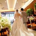 結婚式の席札にメッセージやコメント付きが人気!親族だけの地味婚も!