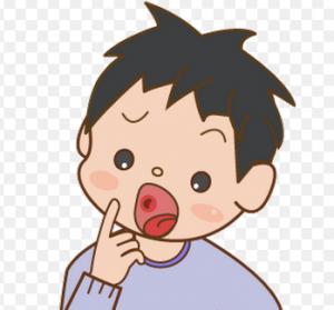 口内炎 舌 子供