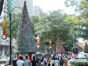 シンガポール観光 シーズン
