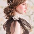 結婚式の髪型でショートやロング人気のアレンジは?お呼ばれの際はアップがオススメ!