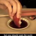 外国人のための間違いだらけの寿司ルール